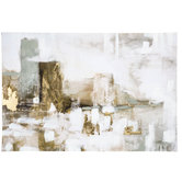 Modern Abstract Canvas Wall Decor
